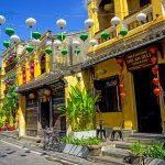 hoi an ancient town for vietnam family tour