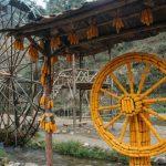 house of corn in cat cat village sapa