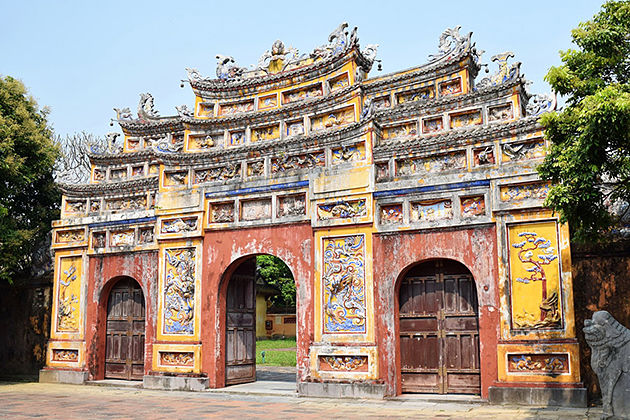 hue imperial city hue city tour