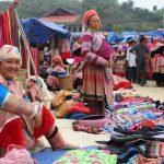 local vendors at bac ha market