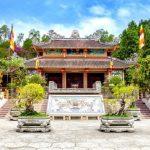 long son pagoda in nha trang vietnam