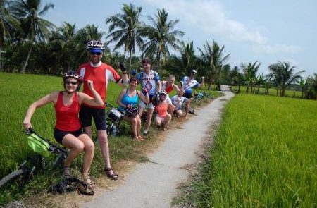 Discover Mekong Delta By Bike – 3 Days