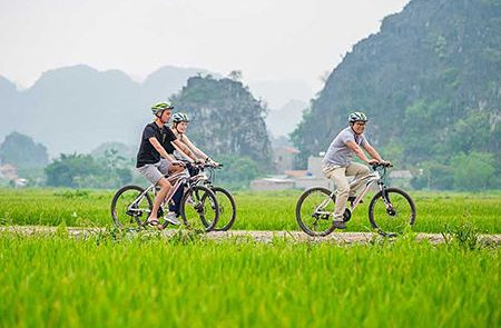Tam Coc & Cuc Phuong National Park Cycling Tour – 2 Days