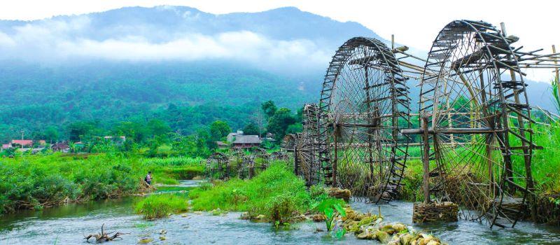 north vietnam tour in 7 days to visit mai chau