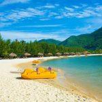 relax at the stunning beach of nha trang