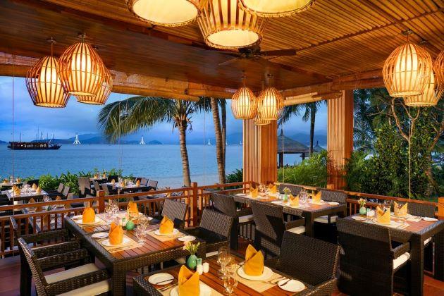 restaurant at nha trang