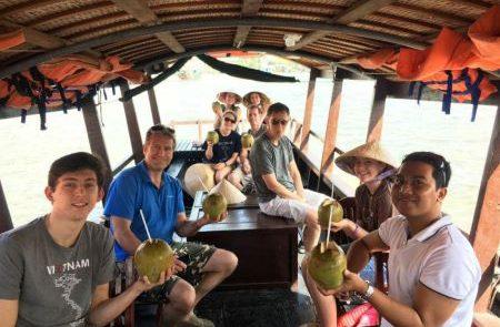 Saigon – Cao Dai Temple – Cu Chi tunnels – My Tho Tour – 5 Days