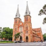 saigon notre dame basilica of southern vietnam family holiday in 5 days