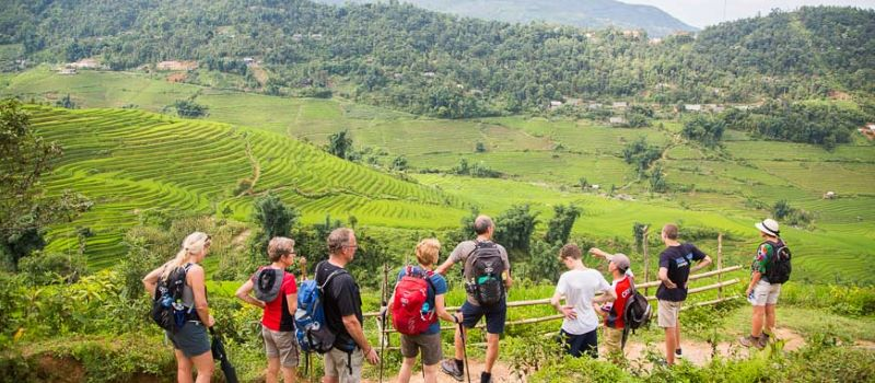 sapa trekking tour 5 days from hanoi
