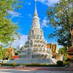 silver pagoda vietnam cambodia laos 3 weeks