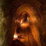 small tunnels inside cu chi