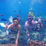 snorkeling in nha trang honeymoon