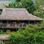 stilt house in mai chau