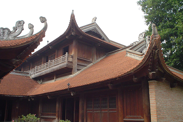 temple of literature vietnam cambodia laos escorted tours