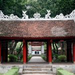 temple of literature vietnam family tour itinerary 2 weeks