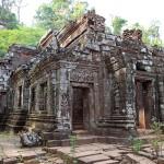 The fascinating pre-Angkorian ruins of Wat Pho