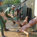 the prison in con dao island
