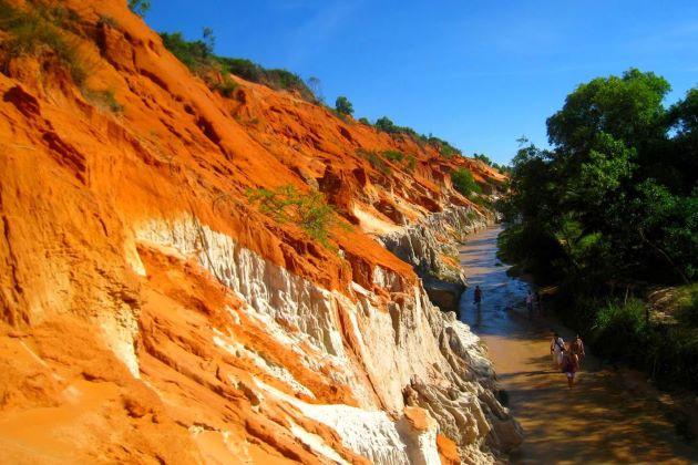 the stunning fairy stream in mui ne phan thiet