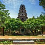 thien mu pagoda hue city tour