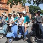 Vespa in Ho Chi Minh city
