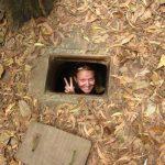visit cu chi tunnels in saigon