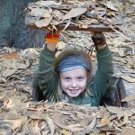 visit cu chi tunnels with the children