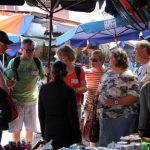visit hoi an market before the cooking class