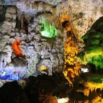 wonderful cave in halong bay