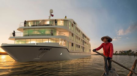 Amazing Mekong River Cruise indochina package tours