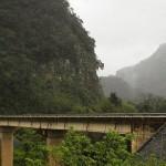 Historic Tra Ang Bridge