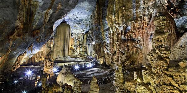 Majestic Paradise Cave, Phong Nha