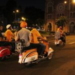 Saigon vespa tour after dark tour of thailand vietnam cambodia