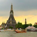 Wat Arun - Temple of Dawn thailand cambodia vietnam tour itinerary