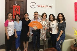 Vietnam vacation packages ' happy customers