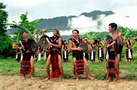 Xo Dang (or Sedang) Ethnic Group