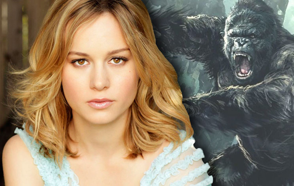 Brie Larson and the King Kong