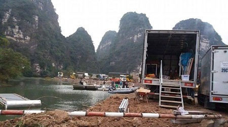 Inside the Studio of Blockbuster King Kong in Ninh Binh