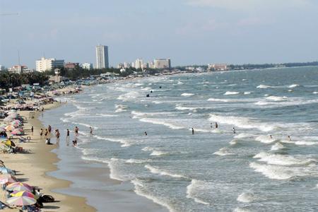 Long Hai Beach