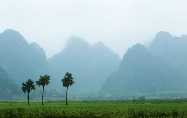 Tan Hoa Valley, Quang Binh