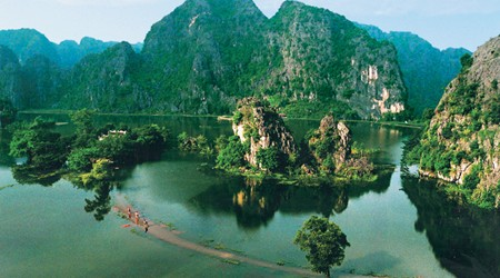 The Appearance of Ninh Binh Sites in the Kong Skull Island Film