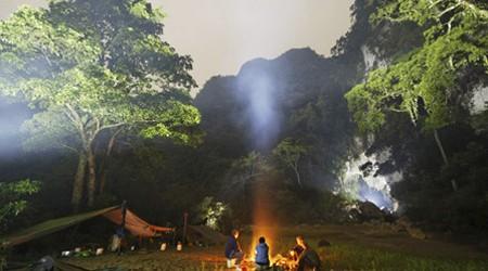 The crew of 'King Kong' left Quang Binh for Ninh Binh