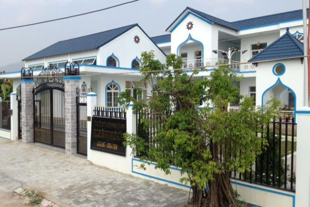 Bahai Faith Center in Danang