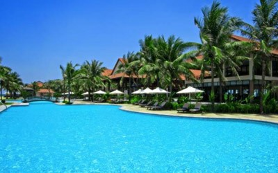 Golden Sand Resort Hoian
