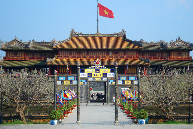 Imperial Citadel of Hue
