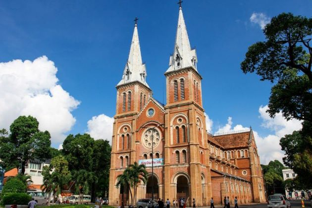Influence of Christianityon Traditional Vietnamese Architecture
