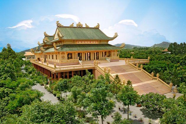 Influence of Taoismon Traditional Vietnamese Architecture