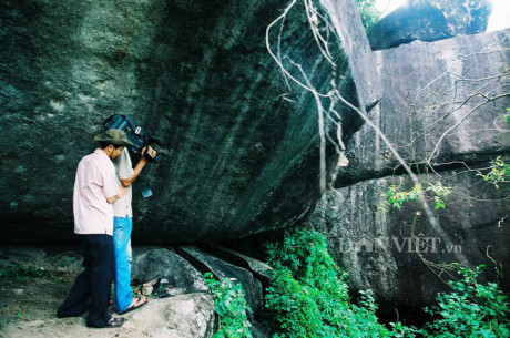 The remaining traces of Lia King at Cat Trinh, Phu Cat, Binh Dinh