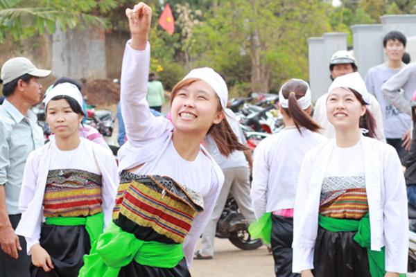 Muong Ethnic Group, Vietnam