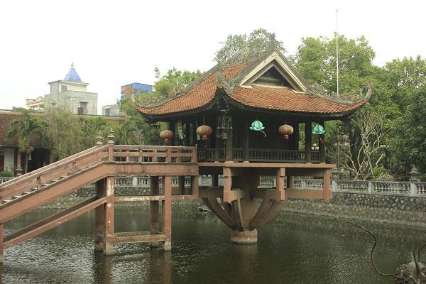 One Pillar Pagoda, Ha Noi