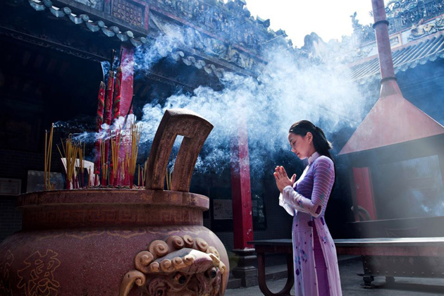 Pagodas and Temples in Spiritual Life of Vietnamese